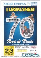 Eventi / Legnano - Fondazione e 'I Legnanesi': spettacolo al Teatro Galleria