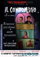 Eventi - 'Il condominio', cena con delitto