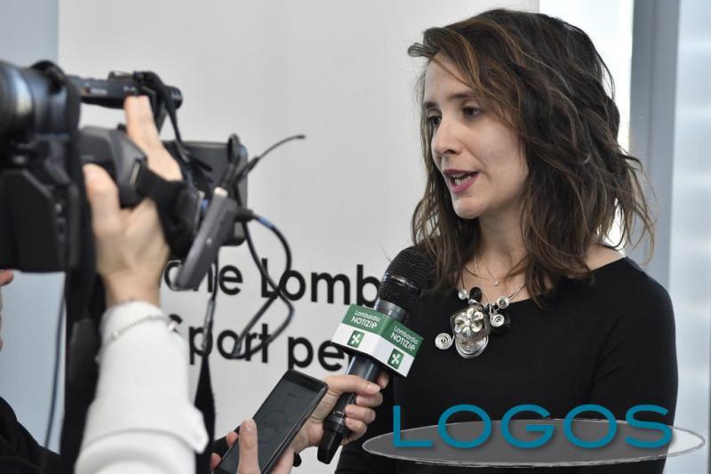 Milano - L'assessore regionale Martina Cambiaghi (Foto internet)