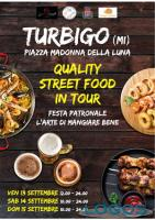 Eventi - 'Quality Street Food in Tour'