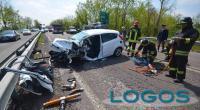 Cronaca - Un incidente stradale (Foto internet)