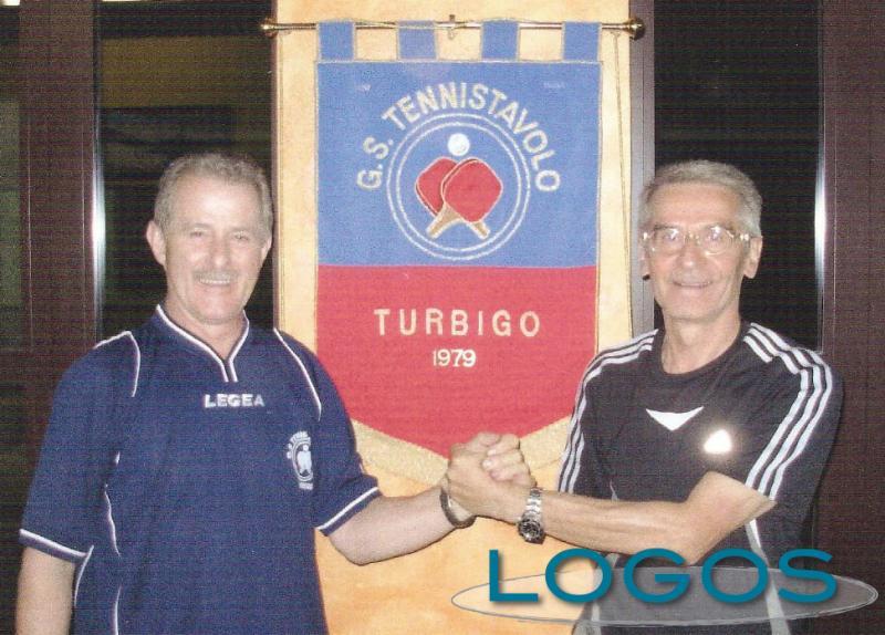 Turbigo / Sport - 40 anni di Tennistavolo