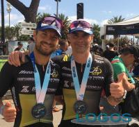 Sport - Stefano e Gianluigi... due 'Ironman'