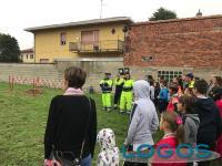 Magnago - Campus scuola con la Protezione Civile