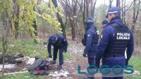 Cronaca - Controlli della Polizia locale nei boschi (Foto internet)