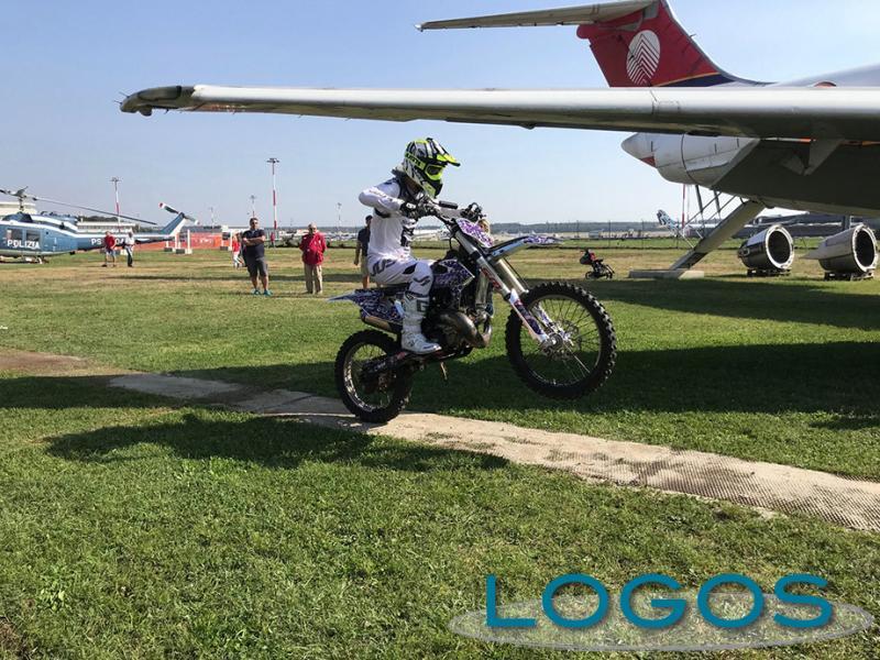Eventi / Sociale - La mototerapia a Volandia