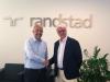 Sport / Milano - Randstad sponsor di Powervolley