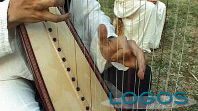 Musica - Arpa (Foto internet)