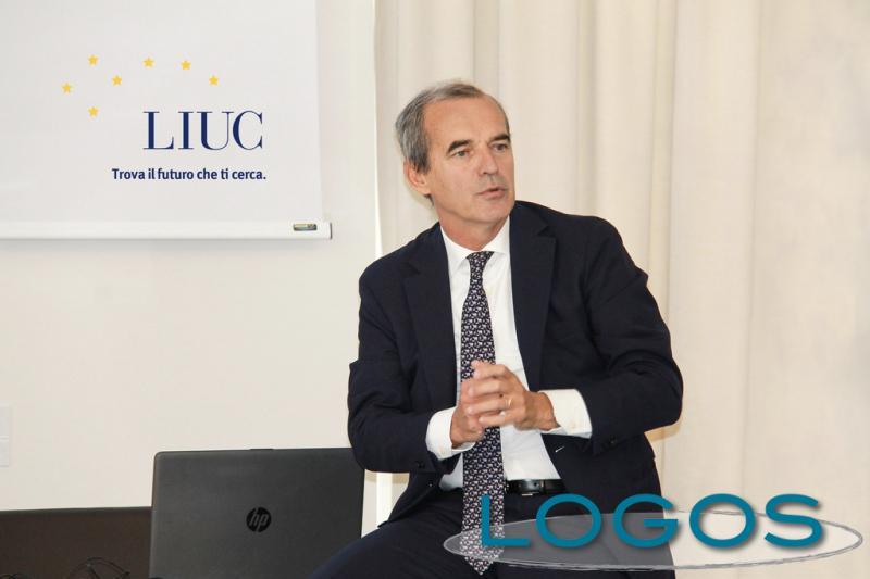 Scuola - Federico Visconti, rettore della LIUC