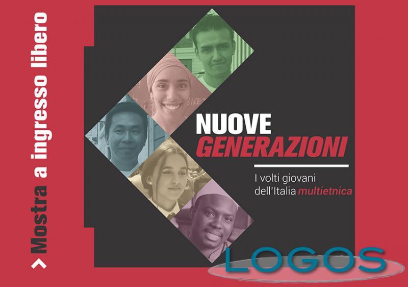 Eventi - La mostra 'Nuove Generazioni. I volti giovani dell'Italia multietnica'