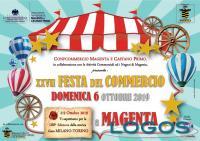 Magenta - Festa del Commercio, la locandina 2019