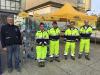 Turbigo - Alcuni volontari della Protezione Civile