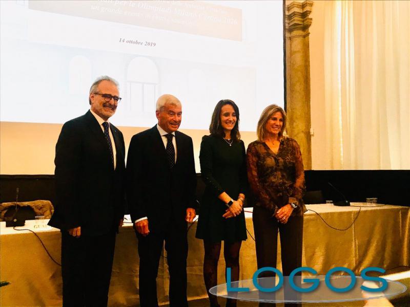 Milano - Olimpiadi 2026: occasione per lo sviluppo