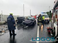 Cronaca - Incidente sulla Provinciale 12