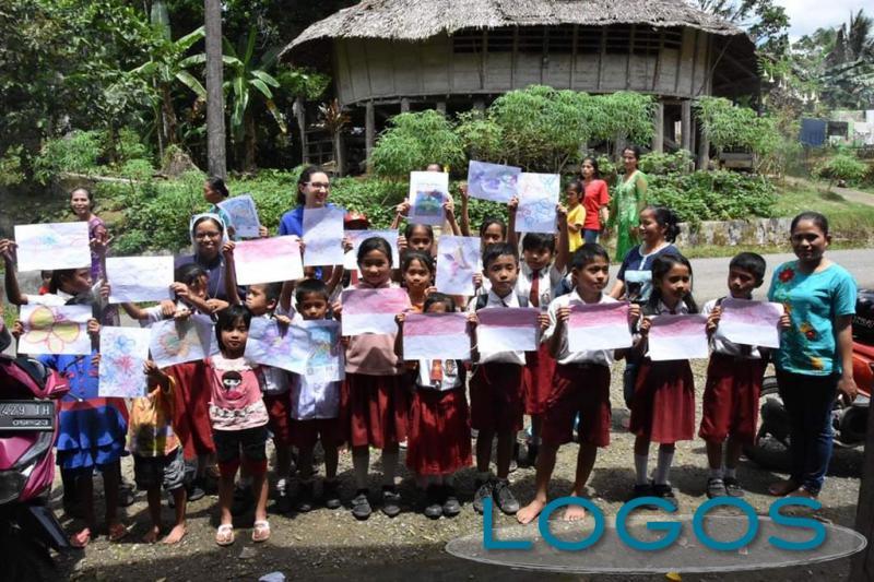 Cuggiono - Letizia Gualdoni in Indonesia