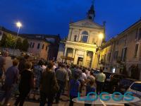 Cuggiono - Processione in piazza San Giorgio