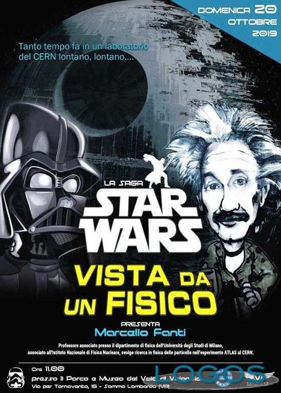 Eventi - 'Star Wars vista da un fisico'