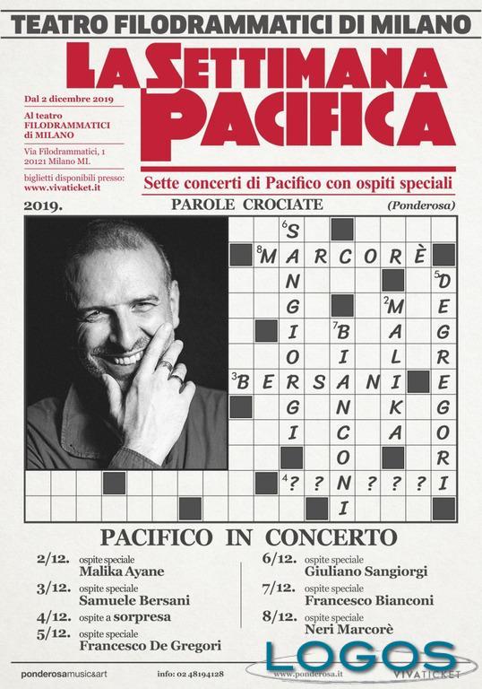 Eventi / Musica - 'La Settimana Pacifica'