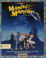 Overthegame - Maniac Mansion