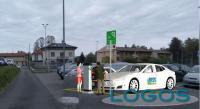 Somma Lombardo - Car Sharing, progetto con colonnine