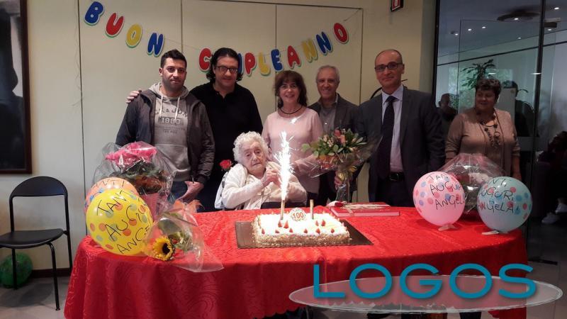 Legnano / Busto Garolfo - Cento anni per la maestra Angela