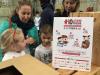 Inveruno / Scuola - Grande 'Book Mob' per la lettura