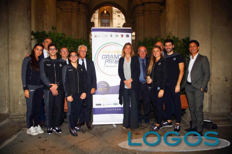 Sport - 'Fastweb Grand Prix di Ginnastica'