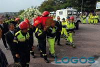 Territorio - I funerali di Giuseppe Sporchia