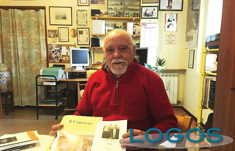 Mesero - Umberto Cavallin, 'Nonno Berto' (Foto d'archivio)