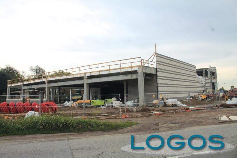 Inveruno - Il nuovo Tigros in costruzione, novembre 2019