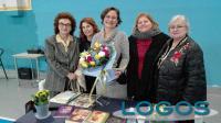 Arconate - Maura Maffei durante un incontro a Liceo