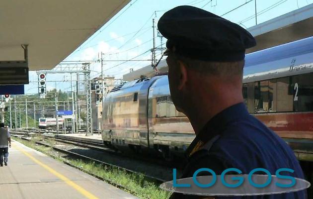 Attualità - Sicurezza sui treni (Foto internet)