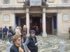 Corbetta - L'ingresso al Santuario
