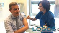 Legnano - Il direttore dell'ASST Oves Milanese si vaccina