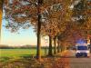 Buscate - L'ambulanza della Croce Azzurra di Buscate