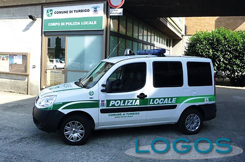 Turbigo - Il comando della Polizia locale (Foto d'archivio)