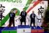 Sport - Alcuni atleti del JKS sul podio