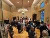 Castano - Un momento dell'iniziativa in Villa Rusconi