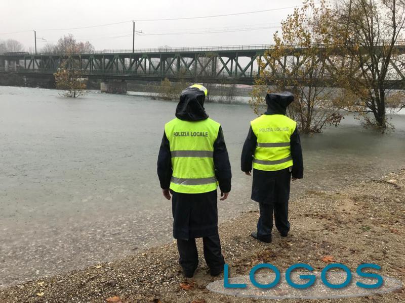 Turbigo - Polizia locale: monitoraggio del fiume Ticino
