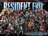 Overthegame - Resident Evil - characters