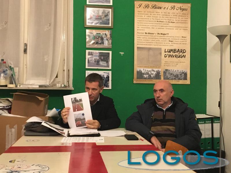 Inveruno - Conferenza stampa su osservazioni alle ciclabili