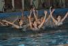 Cuggiono - Ragazze del nuoto sincronizzato