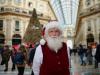 Milano - Intervista a Babbo Natale
