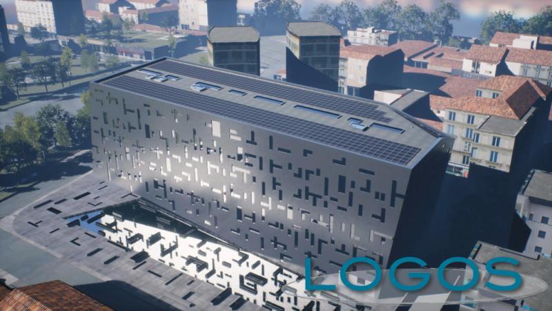 Milano - Il nuovo headquarters di Gruppo CAP (Luca Stortoni- Paris Render)
