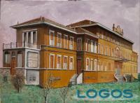 Cuggiono - Il quadro di Maurilio Garascia per il 90esimo dell'Ospedale