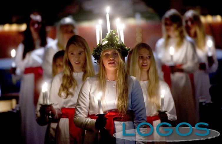 Boffalora - Luci per Santa Lucia (foto internet)