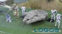 Eventi - Modellini di Star Wars a Volandia (Foto Maurizio Carnago)