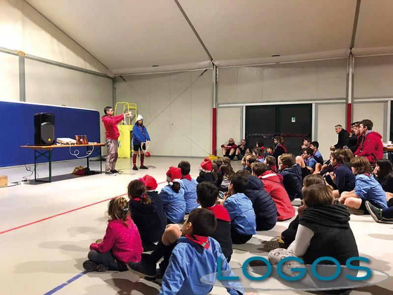 Eventi - Risate e solidarietà con gli Scout