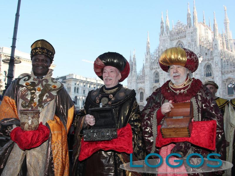 Milano - Re Magi (Foto Andrea Cherchi)