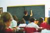 Scuola - Una lezione in classe (Foto internet)